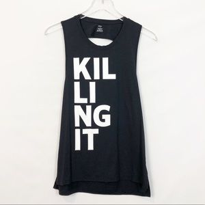 SoulCycle Killing It Muscle Tank Small